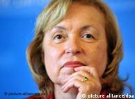 Göç ve Uyumdan Sorumlu Devlet Bakanı Maria Böhmer