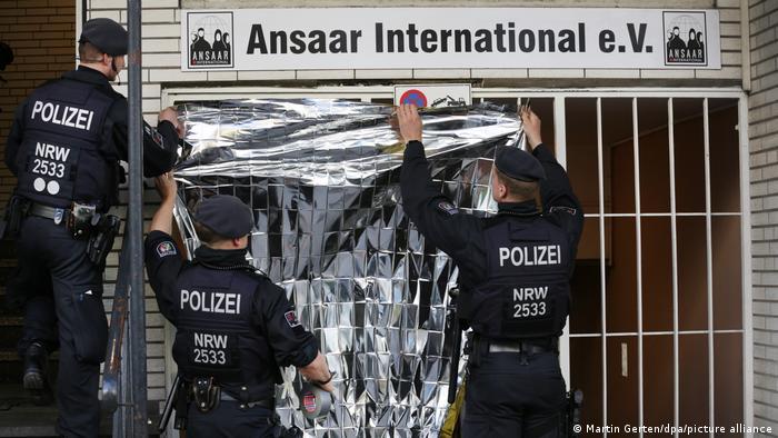 Deutschland | Razzien gegen islamisches Netzwerk