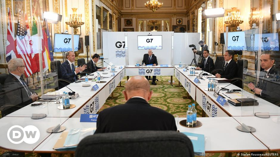 India foreign minister's COVID scare overshadows G7 talks