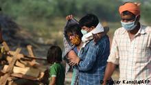 Indien Corona-Situation | Allahabad