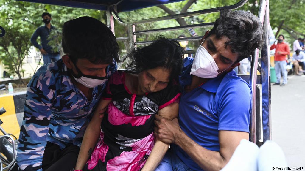 Fungo perigoso ameaça pacientes de covid-19 na Índia | Novidades da ciência  para melhorar a qualidade de vida | DW | 13.05.2021