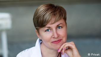 Оксана Ткачук