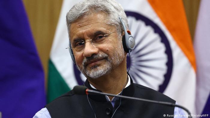 Russland   Indischer Außenminister Subrahmanyam Jaishankar