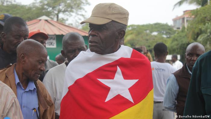 Angola Luanda | Anhänger der angolanischen historischen Partei FNLA