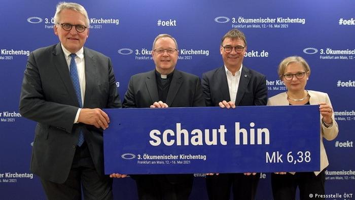 3. Ökumenischer Kirchentag in Frankfurt am Main