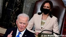 USA Washington | Joe Biden, Präsident & Kamala Harris, Vizepräsidentin