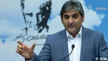 Türkei l Aykut Erdogdu, der CHP Abgeordnete