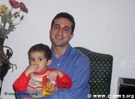 یوسف ندرخانی پدر دو فرزند خردسال است