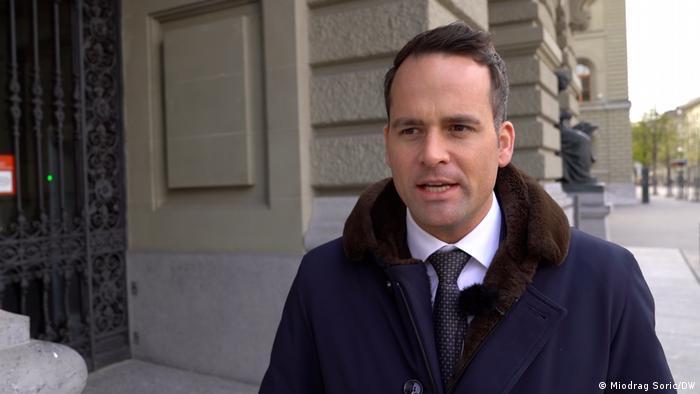 Damian Müller du FDP suisse