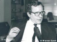 Werner Daum,  ambasadori i RFGJ në Shqipëri në vitet 1987-1990