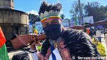 Äthiopien feiert den 80. Jahrestag des Patriots victory Day