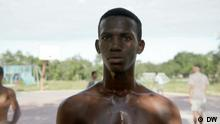 Dominikanische Republik: Global Teen / DW Wesley Pyrame Thomas kommt aus der Dominikanischen Republik und liebt Basketball und Musik. VPMS HighRes Schnappschuss