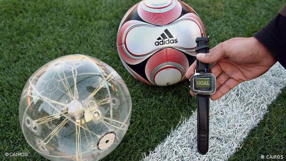 Goal Line Technology Flash-Galerie
