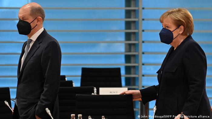 Deutschland Sitzung des Bundeskabinetts