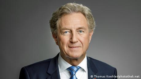 Deutschland Norbert Barthle der Parlamentarischer Staatssekretär im Bundesministerium für wirtschaftliche Entwicklung und Zusammenarbeit