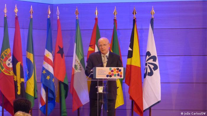 Augusto Santos Silva, ministro de Estado e Negócios Estrangeiros de Portugal