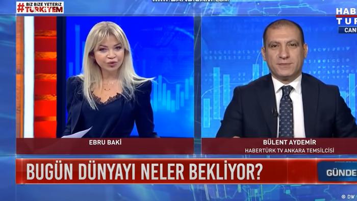 Ebru Baki ve Bülent Aydemir