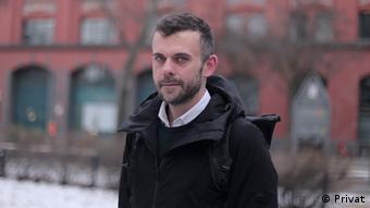 DW's chief technology correspondent Janosch Delcker