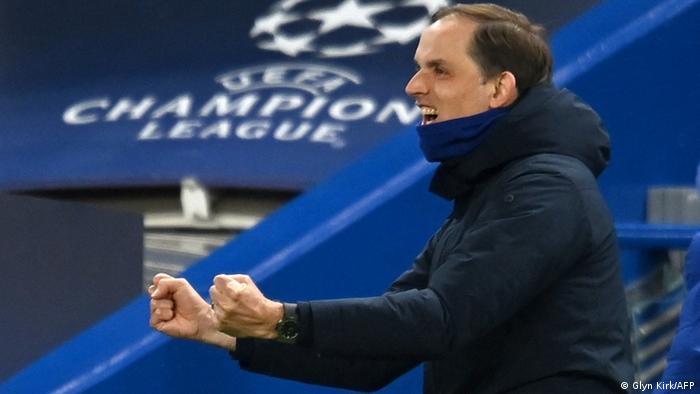 UEFA Champions League I Chelsea v Real Madrid Thomas Tuchel