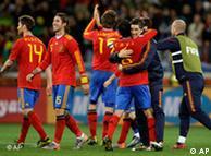 Spain-mabingwa wapya wa dunia ?