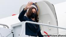 USA Vizepräsidentin Kamala Harris