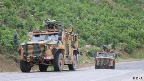 Türk Silahlı Kuvvetleri'nin Kuzey Irak'ta Nisan sonunda başlattığı operasyon sürüyor