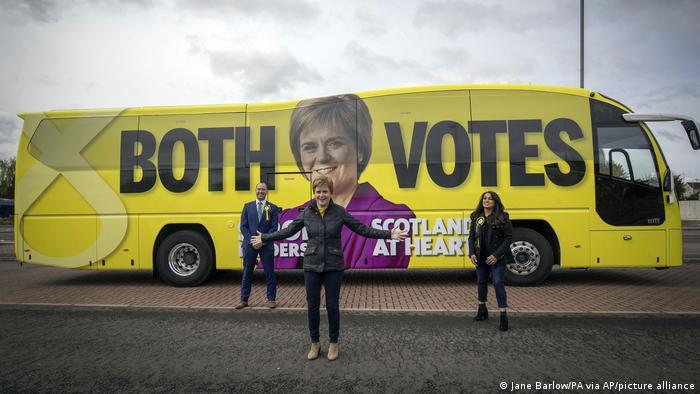 Nicola Sturgeon, premijerka i liderica SNP-a