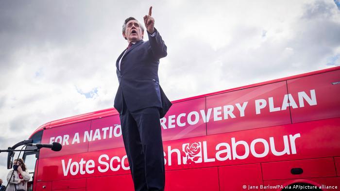 Gordon Brown, bivsi britanski premijer