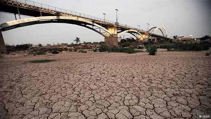 İran'daki Karun Nehri