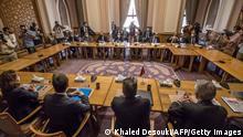 Ägypten Türkei Außenministertreffen Hamdi Sanad Loza