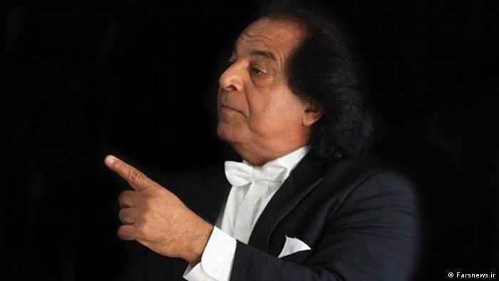 علی رهبری موسیقیدان و رهبر ارکستر