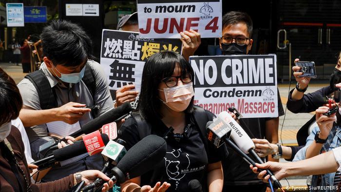 Weltspiegel 6.5.21 | Hongkong Urteil gegen Joshua Wong