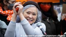 Frankreich Vietnamkrieg Agent Orange Aktivistin Tran To Nga