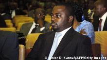 DR Kongo 2012 |Zoe Kabila, Bruder des Präsidenten Joseph Kabila