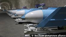 Iran unterirdische Raketenbasis