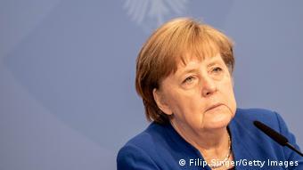 Deutschland Petersburger Klimadialog Angela Merkel