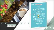 DW Euromaxx Zuschaueraktion Cafe mit Buch 111 Orte deutsch