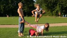 KIT Karlsruhe | Kinder spielen