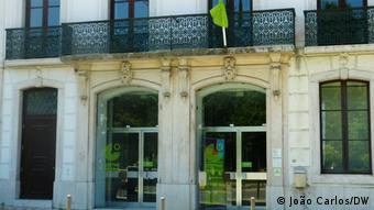 Portugal Das Goethe Institut in Lissabon