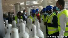 Äthiopien Sauerstoff-Aufbereitung