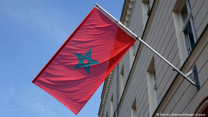 L'ambassade du Maroc à Berlin