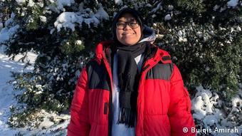 Bulqis Amirah, mahasiswi Indonesia di Jerman