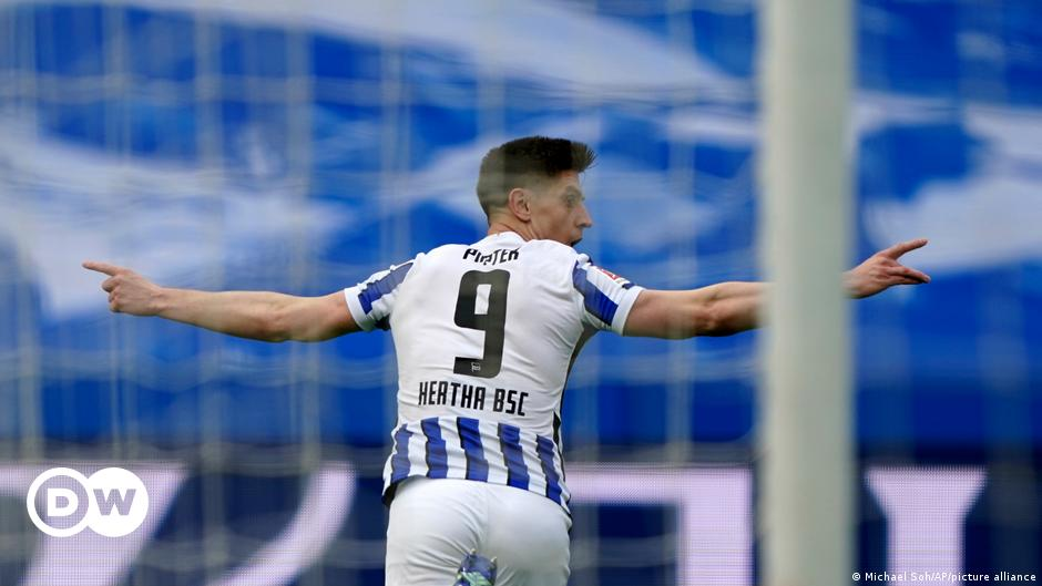 Bundesliga: Pal Dardai's gamble pays off as Hertha Berlin clamber closer to safety