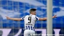 Bundesliga I Hertha BSC v Sport-Club Freiburg