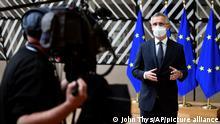 Belgien NATO-Generalsekretär Jens Stoltenberg