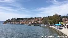 Nordmazedonien | Ohrid | Ohrid Promenade und Altstadt