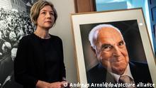 Witwe von Ex-Kanzler Helmut Kohl, Maike Kohl-Richter