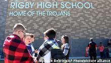USA Idaho Schießerei in Rigby Middle School