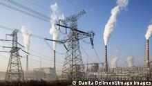 Kohlekraftwerk in der Stadt Datong in der nordchinesischen Provinz Shanxi