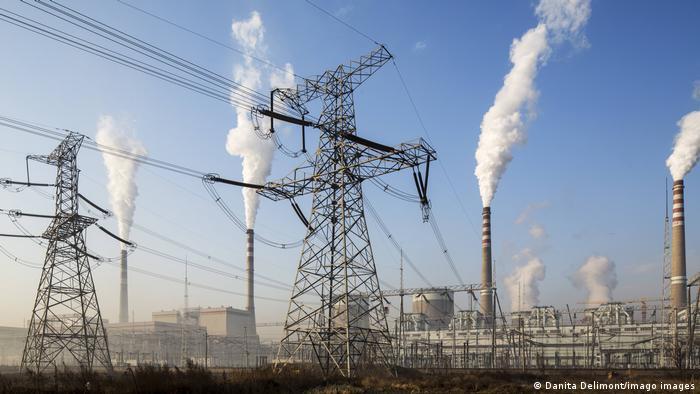 China Kohlekraftwerk Datong